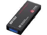USB3.0対応 USBメモリー ウイルスチェックモデル (16GB・ブラック) RUF3-HS16GTV5 【Trend Micro USB Security 5年間】
