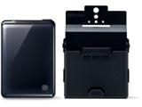 【在庫限り】 録画用ポータブルHDD [USB・500GB] HDX-PNU2/VCシリーズ テレビ背面取付タイプ HDX-PN500U2/VC