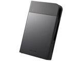 ポータブルHDD [USB3.0・1TB] 耐衝撃×防雨防塵 MiniStation HD-PZNU3シリーズ(ブラック) HD-PZN1.0U3-B