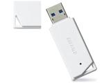 RUF3-K64GB-WH  USB3.1メモリ[Mac/Win]RUF3-KBシリーズ(64GB・ホワイト)