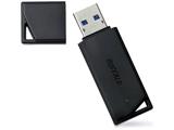 【在庫限り】 USBメモリ RUF3-K128GB-BK ブラック [128GB /USB3.1 /USB TypeA /キャップ式]