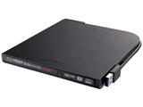 【Ultra HD Blu-ray対応】 BRUHD-PU3-BK(ブラック)  ポータブルブルーレイドライブ[USB3.0・Mac/Win]
