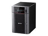 TeraStation WS IoT2019 ハードウェアRAID 6ベイ24TB/WSH5620DN24S9/