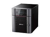 TeraStation WS IoT2019 デスクトップ4ベイ 24TB/WS5420DN24S9/