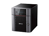 TeraStation WS IoT2019 デスクトップ4ベイ 24TB/WS5420DN24W9/