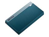 SSD-PSM960U3-MB 外付けSSD ポータブル 960GB 超小型 PS4対応 Type-C  モスブルー [ポータブル型 /960GB]