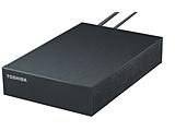 HD-TDA2U3-B 外付けHDD USB-A接続 TOSHIBA Canvio Desktop(テレビ・パソコン両対応) ブラック [据え置き型 /2TB]