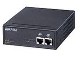 IEEE802.3af対応PoEインジェクタ 1CHタイプ BIJ-POE-1PR