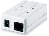 【在庫限り】 LSW-TX-3EP/CUW (USB供給/100MスイッチングHUB/3ポート/ホワイト)
