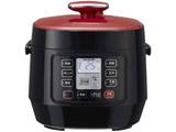【在庫限り】 電気圧力鍋 KSC-3501-R レッド