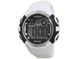 ティー・スポーツ(T-SPORTS) デジタル腕時計 TS-D038-WT ホワイト