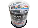 HDDR47JNP100  1-16倍速対応 データ用DVD-Rメディア(4.7GB・100枚)
