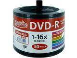 HDDR12JCP50SB2 録画用DVD-R HIDISC [50枚/4.7GB/インクジェットプリンター対応]