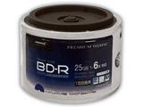 HDVBR25RP50SB HIDISC BD-R 1回録画用 [6倍速/25GB/50枚] スタッキングバルク
