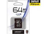 【アウトレット】HDSDX64GCL10UIJP3 SDXCカード [64GB/CLASS10/UHS-1対応]