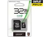 【アウトレット】 microSDカード [32GB/Class10] HDMCSDH32GCL10UIJP3