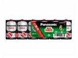 【単2形】  6本 マンガン乾電池 「ネオ」R14PNB-6VSW