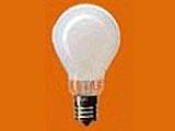 LDS110V22W・W・K ミニクリプトン電球(25形・35mm径・ホワイト)