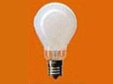LDS100V54W・W・K ミニクリプトン電球(60形・35mm径・ホワイト)