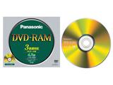 LM-HC47L (DVD-RAM/4.7GB/1枚/カートリッジ無) 【日本製】