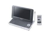 DVD-LX87-S (8.5型ワイド液晶ポータブルDVD/SDプレーヤー/ワンセグ)