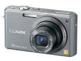 LUMIX DMC-FX100-S (1220万画素/3.6倍/ブレードシルバー/SDHC)