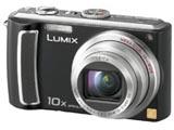 LUMIX DMC-TZ5-K (910万画素/10倍/ブラック/SDHC)
