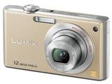 LUMIX DMC-FX40-N (1210万画素/5倍/クロスゴールド/SDHC)