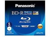 1-4倍速対応 データ用Blu-ray BD-Rメディア (25GB・5枚)LM-BR25LDH5【日本製】
