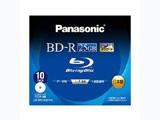 LM-BR25LDH10 (1-4倍速対応/データ用Blu-ray BD-Rメディア/25GB/10枚) 【日本製】