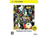 ペルソナ4 ザ・ゴールデン PlayStation Vita the Best 【PS Vitaゲームソフト】