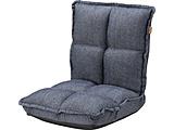 【座椅子】カックンリクライナー RKC-173DM(W38×D43-52×H23-47×SH13cm) RKC-173DM W38×D43~52×H23~47×SH13cm