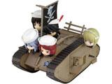 ガールズ&パンツァー劇場版 Mk.IV戦車 エンディングVer. 塗装済み完成品