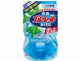 液体ブルーレットおくだけ ミントの香り 無色の水 つけ替用