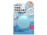 【メンソレータム】 リフレア薬用 デオボール フローラルソープの香り 青 15g