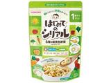 はじめてのシリアル 6種の緑黄色野菜 (40g) 〔離乳食・ベビーフード〕