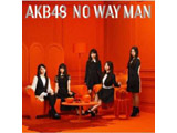 AKB48 / 54thシングル「NO WAY MAN」 Type C 初回限定盤 DVD付 CD