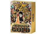 ONE PIECE FILM GOLD Blu-ray GOLDEN LIMITED EDITION BD