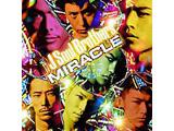 三代目 J Soul Brothers/MIRACLE 初回生産限定盤特殊パッケージ仕様(CD+DVD+LIVE DVD) 【CD】