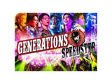 "GENERATIONS from EXILE TRIBE/GENERATIONS LIVE TOUR 2016""SPEEDSTER""LIVE 通常盤 DVD"