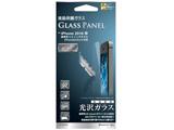 iPhone SE / 5c / 5s / 5用 液晶保護ガラスフィルム GLASS PANEL 0.2mm 高光沢タイプ GP702IP6C2
