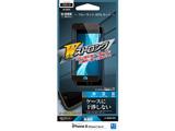 iPhone8/7/6s/6 全面 ・ケース干渉レスガラス Wストロング BLC BK GW1006IP8 ブラック