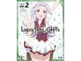 【特典対象】 Lapis Re:LiGHTs vol.2 初回限定版 Blu-ray ◆ソフマップ・アニメガ全巻連続購入特典「アニメ描き下ろしB2タペストリー」