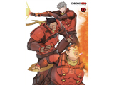 CYBORG 009 CALL OF JUSTICE Vol.3 BD