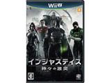 【在庫限り】 インジャスティス:神々(ヒーロー)の激突【Wii Uゲームソフト】