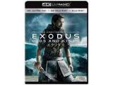 エクソダス:神と王<4K ULTRA HD + 3D + 2Dブルーレイ> 【ウルトラHD ブルーレイソフト】