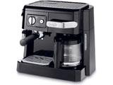 BCO410J-B ブラック ドリップコーヒー・エスプレッソ・カプチーノメーカー(10杯分)