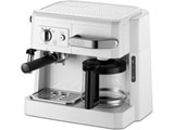 BCO410J-W ホワイト ドリップコーヒー・エスプレッソ・カプチーノメーカー(10杯分)