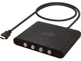 デジ像 PHM-SW401(4ポート/HDMI切替器)