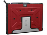 Surface 3用 ケース レッド URBAN ARMOR GEAR UAG-RSURF3-RED